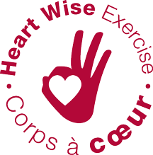 """Nancy Smyth and Amanda Johnson have met all the requirements to be recognized as """"Heart Wise Exercise"""" personal trainers"""